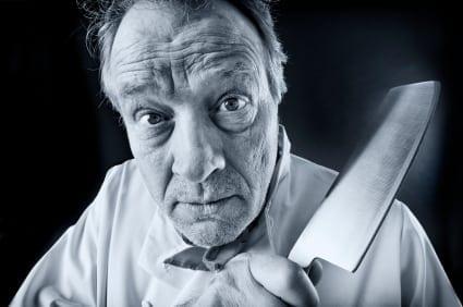 Rupert Mad Chef iStock