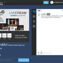 livestream-page
