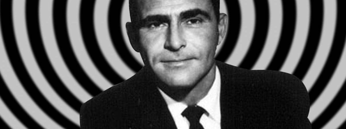 An Rare Interview with Twilight Zone's Rod Serling
