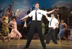 Photo of The Book of Mormon on Broadway, and the Church's Interesting Response