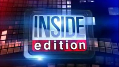 Photo of My Interview on Inside Edition