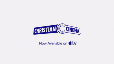 Photo of My Interview at Christiancinema.com