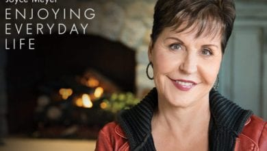Photo of An Interesting Question from Joyce Meyer
