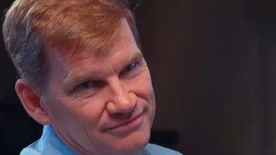 Photo of Ted Haggard Promoting New Documentary on His Fall