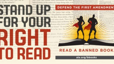 Photo of The American Library Association:  Thriving on Made-Up Censorship