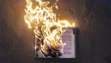Photo of Don't Miss the Halloween Book Burning