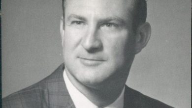 "Photo of Bill ""Dusty"" Cooke, 1922-2010"