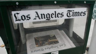 Photo of The Demise of Newspapers and The Desperation of the Los Angeles Times