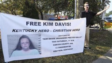 Photo of Why Kentucky County Clerk Kim Davis Isn't A Christian Hero