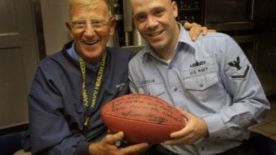 Photo of Lou Holtz on the Secret to Leadership
