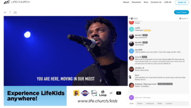 Photo of Should a Church Live Stream or Pre-Tape? Which Is Better?
