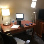 Tips for Zoom Teaching from Hotel Rooms