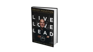 Photo of Live Love Lead:  An Interview with Brian Houston