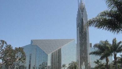 Photo of Should Donors Be Upset About The New Crystal Cathedral Owners Removing Their Names?