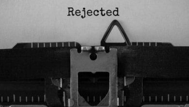 Photo of Rejection's only Temporary