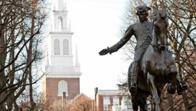 Photo of Paul Revere and the Power of Networking