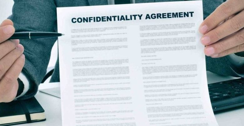 Creatives Should You Sign A Non Disclosure Agreement
