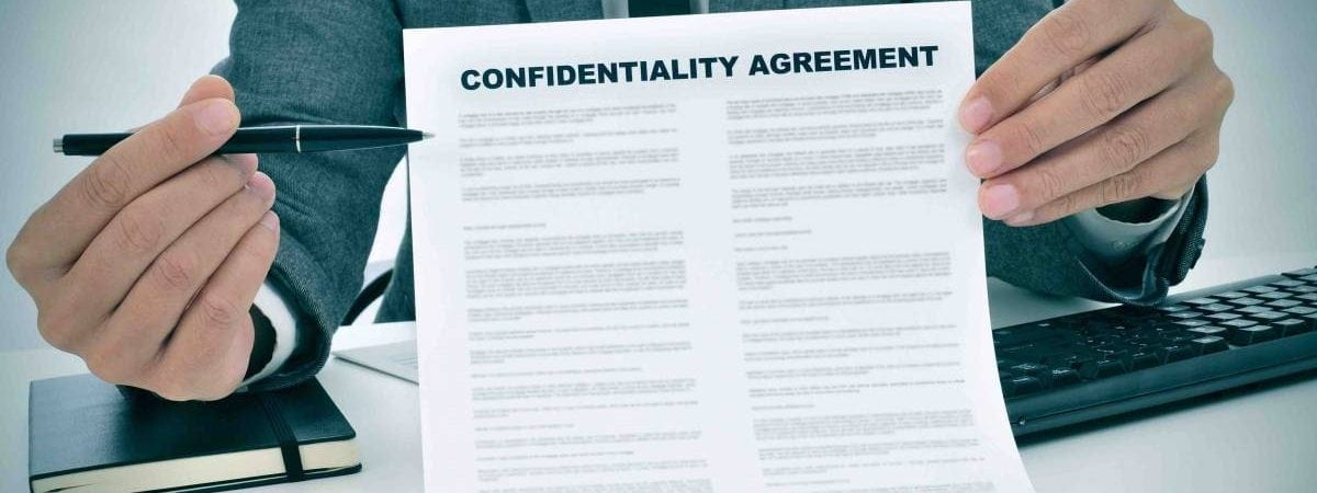 Creatives Should You Sign A Non Disclosure Agreement Phil Cooke