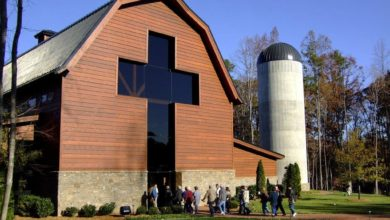Photo of The Billy Graham Library:  Serious legacy or Disney-style Attraction?  A Lesson in Branding
