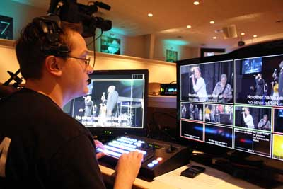 Multi Camera Video Directors In Church Why It Shouldn T