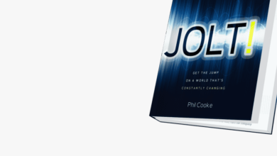"Photo of Five Steps To Overcoming the ""Jolts"" of Life"
