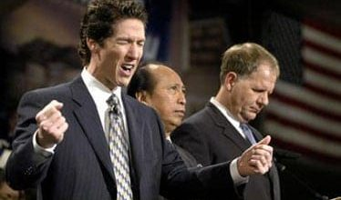 Photo of Joel Osteen – A Perspective from a Kenyan Atheist