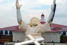 Photo of Touchdown Jesus