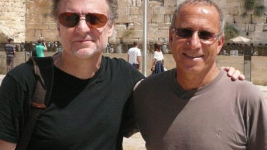 Photo of Filming in Israel?  Here's The Man to Call