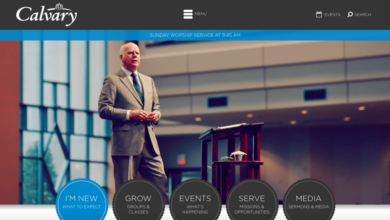 Photo of What You Should Expect From A Church Website