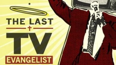 "Photo of ""The Last TV Evangelist"" is Live on Amazon!"