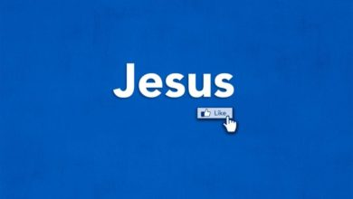 "Photo of If You Love Jesus, ""Like"" This Post"