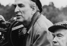 Photo of The Centennial of Film Director Ingmar Bergman