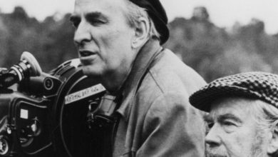 Photo of The Centennial of Film Director Ingmar Bergman