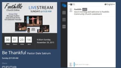 Photo of You're a Church. So Why Aren't You Live Streaming?