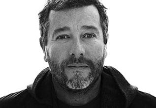"Photo of French Designer Philippe Starck On ""Work"""