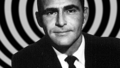 Photo of An Rare Interview with Twilight Zone's Rod Serling