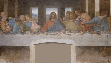 Photo of The Guy Who Cut the Door into The Last Supper